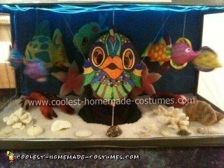 Saltwater Aquarium Costume