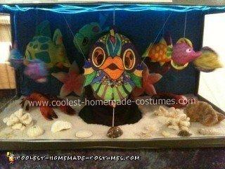 Saltwater Aquarium Costume