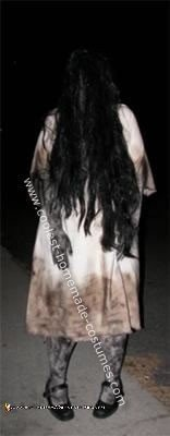 Homemade Samara: The Ring Costume