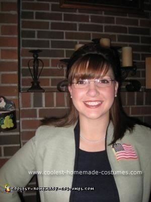 Sarah Palin Costume Idea