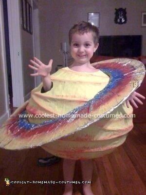Saturn Costume