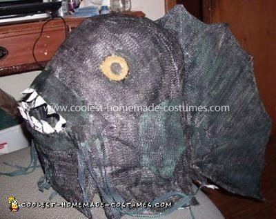 Coolest Scary Catfish Costume