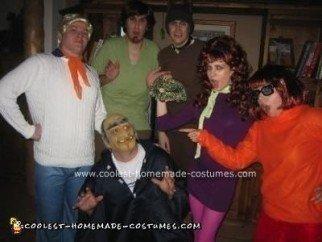 Scooby Doobie Doo Halloween costume