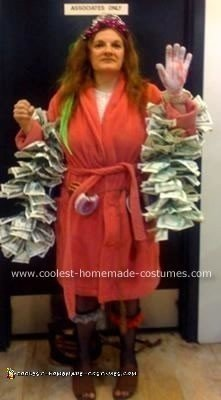 Seven Deadly Sins (one person) Halloween Costume