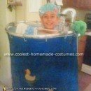 Boy Caught In The Shower Costume