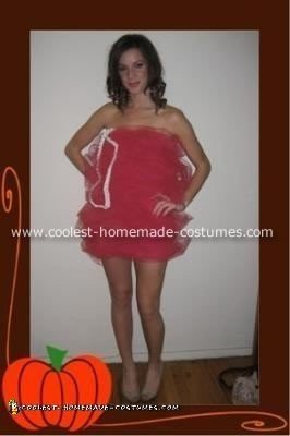 Shower Loofah Halloween Costume