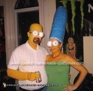 Coolest Simpson Halloween Costume