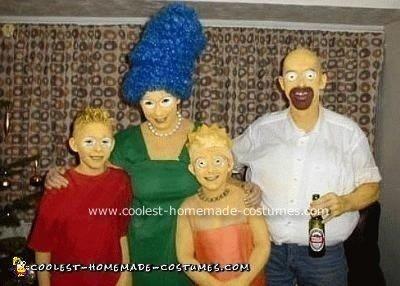 Coolest Simspons Costume