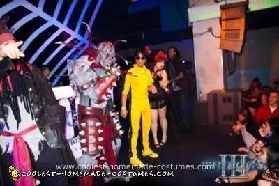 Homemade Skorge costume