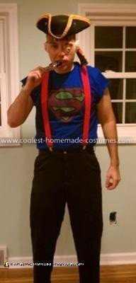 Homemade Sloth from Goonies Costume