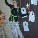 Homemade Smarty Pants Halloween Costume