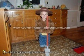 Coolest Smokey the Bear Costume