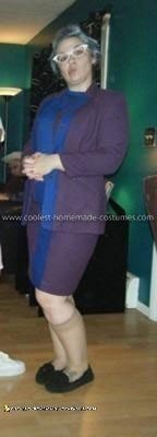 Coolest SNL Church Lady Costume