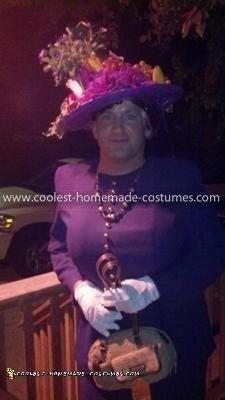Homemade SNL Church Lady Costume