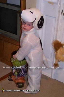 Snoopy Halloween Costume