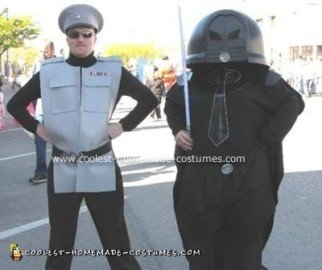 Spaceballs Dark Helmet & Colonel Sanders
