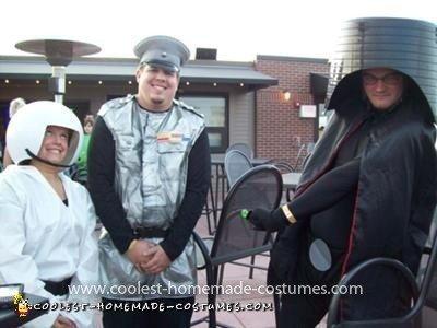 Homemade Spaceballs Group Costume