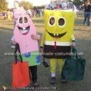 SpongeBob and Patrick Costume