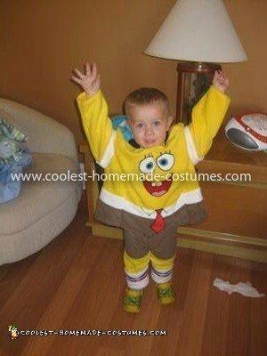 Coolest Spongebob, Sandy, and Plankton Costumes