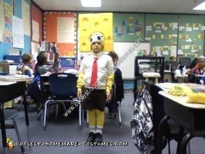 Spongebob Squarepants Halloween Costume