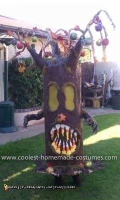 Coolest Spooky Tree Costume 15