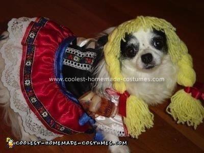 Coolest St Pauli Beer Girl Costume