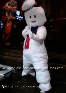 Stay Puft Marshmallow Man Halloween Costume