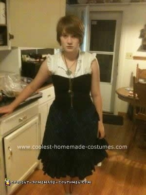 Homemade Steampunk Costume