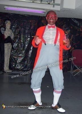 Steve Urkel Costume