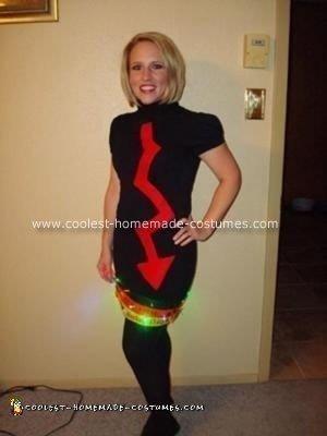 Stock Market Homemade Halloween Costume