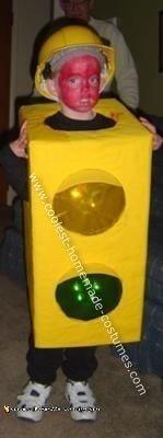 Lucas the Stoplight Costume