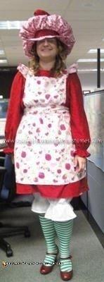Coolest Strawberry Shortcake Costume