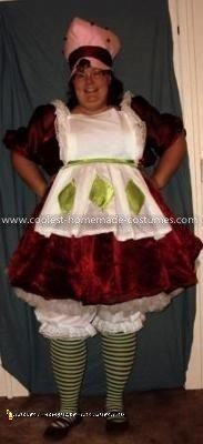Coolest Strawberry Shortcake Costume