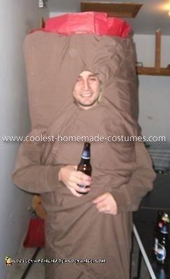 Coolest Super Blunt Costume