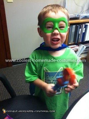 Homemade Super Why, Princess Presto and Alpha Pig Group Costumes