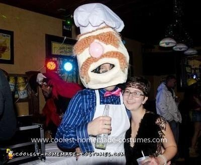 Coolest Swedish Chef Costume