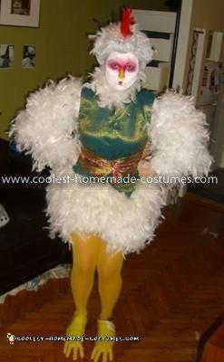 Coolest Bird Flu Costume