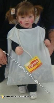 Toddler Tea Bag Costume