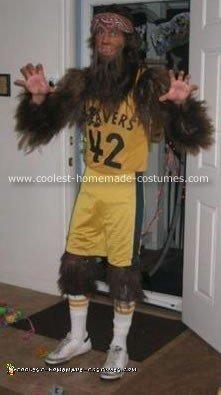 Teen Wolf Costume