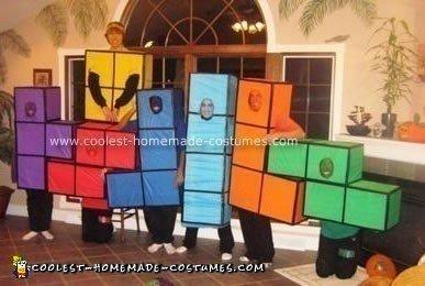Group Halloween Costume Ideas