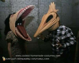 The Maitlands from Beetlejuice Costume