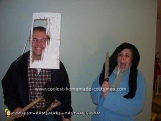 The Shining DIY Halloween Costume
