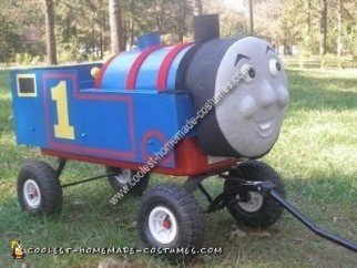 Thomas the Tank Engine and Sir Topham Hatt Costume