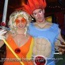 Coolest Thundercats Couple Costume 7