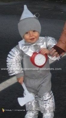 The Tin Man Costume