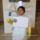 Coolest Toilet Costume