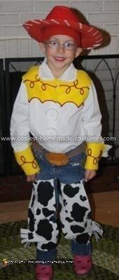 Coolest Jessie Costume