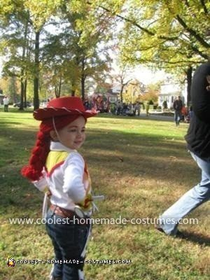 Coolest Toy Story Jessie Costume