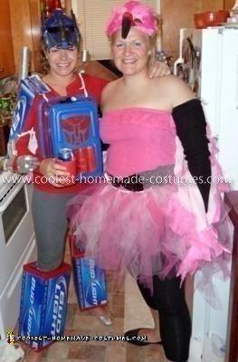 Coolest Transformer Costume