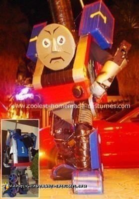 Thomas the Train Transformer